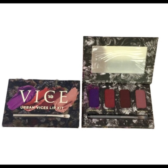 Urban Decay Other - Urban Decay Vices Lip Kit